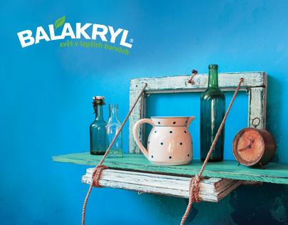 DIY Balakryl