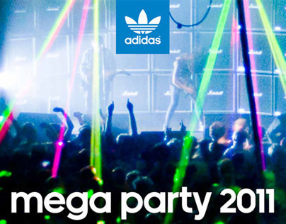adidas | Mega Party