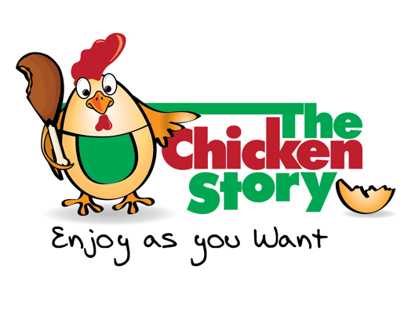 The Chicken Story Shop Interior 3 Options