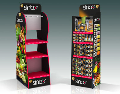 Sinbo Product Stand can be Packaged