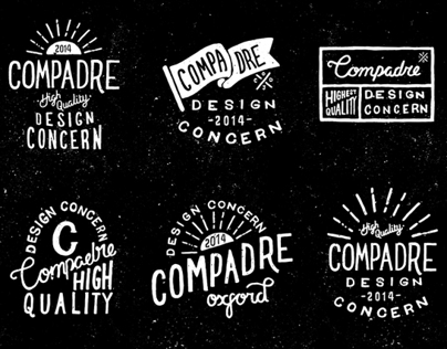 Compadre Logo - further concepts