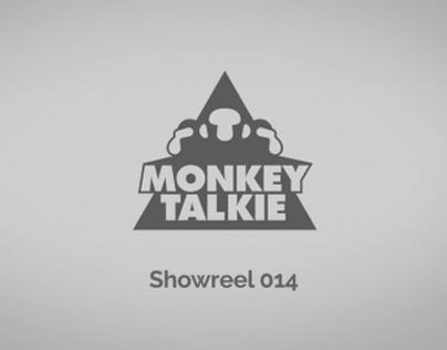 Monkey Talkie Showreel 2014
