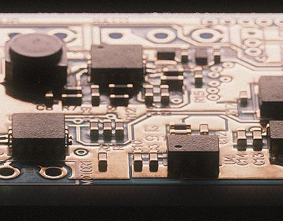 Skylock PCB