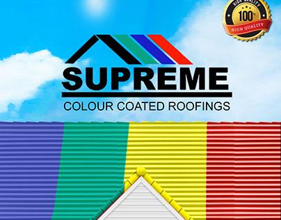 Supreme Roofing -Social Media Posts