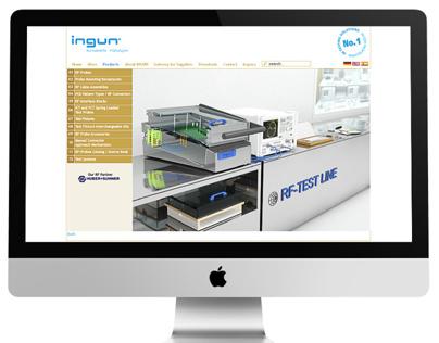 Ingun – Visual product search