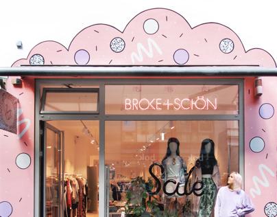 Broke + Schön Store Design Hamburg