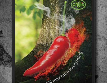 chilis poster