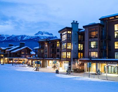 Revelstoke Mountain Resort Signage