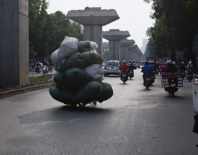 Vietnam : The Town
