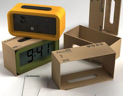Slabang Ikea Clock