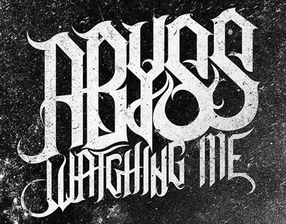 Abyss Watching Me - Logotyp