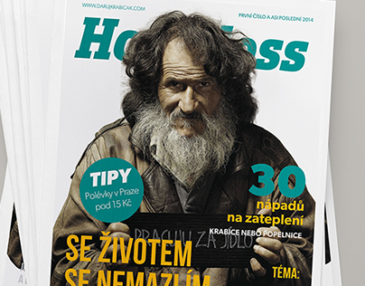 Homeless Magazine