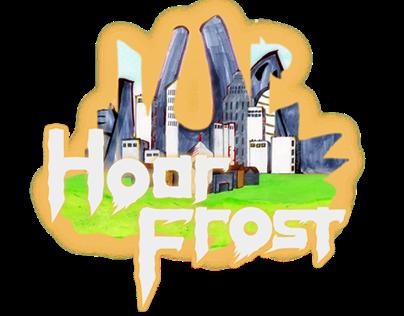 Hoarfrost   Calamity Animation