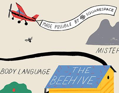 The Beehive 2014