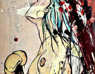 Mermaid in my head
