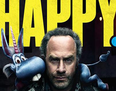 "Syfy ""Happy!"" - Axis Animation Studio"