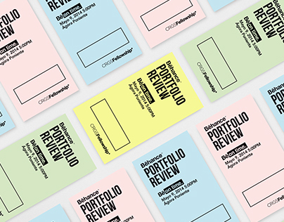 Behance Portfolio Review UDEM