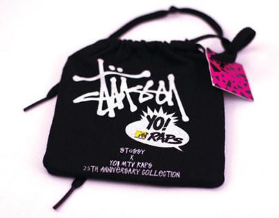 DVD Case - Stussy X MTV Raps