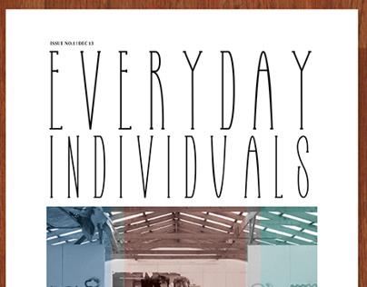EVERYDAY INDIVIDUALS Magazine
