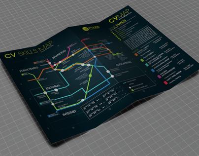 CV + SKILLS MAP