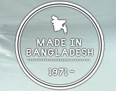 """Made in Bangladesh"" products"
