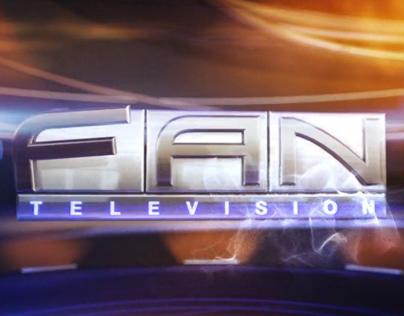 Broadcast Design FAN Television