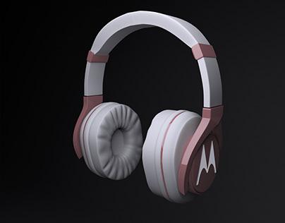 moto headsets 3d