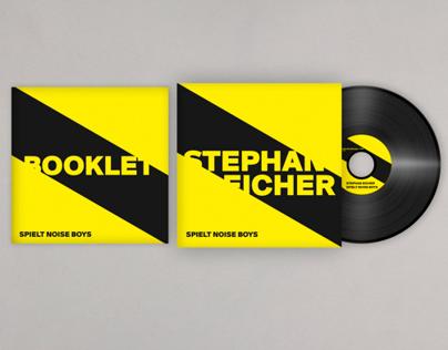 Stephan Eicher's Vinyl Cover