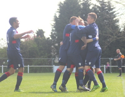 Belfry vs Parsloe Athletic - Essex FA Sunday Cup