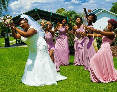 Jessica Rodriguez Wedding (Photos)