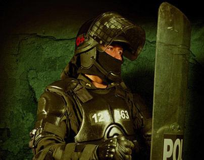 RADIO/Policia Nacional de Colombia