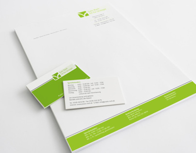 Urologie Sven Roch Corporate Design