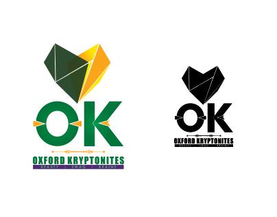 Oxford Kryptonites Logo