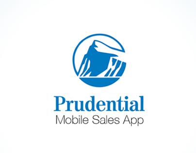 Prudential - Mobile Sales App - IPad