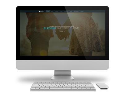 Tersus - Business Portfolio Parallax Muse Template