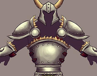 HIgh Tier Norse Armor Concept