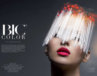"Editorial  ""BIC COLOR"""