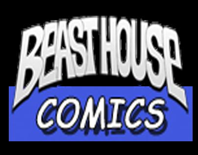 BEAST HOUSE WEB COMICS