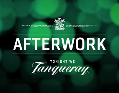 Tanqueray Afterwork