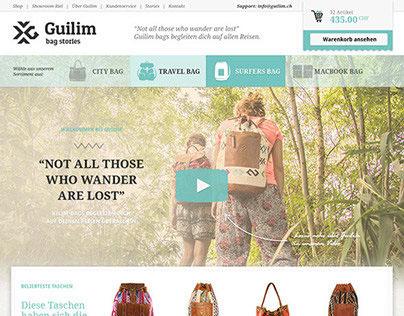 """Guilim"" Corporate Identity"