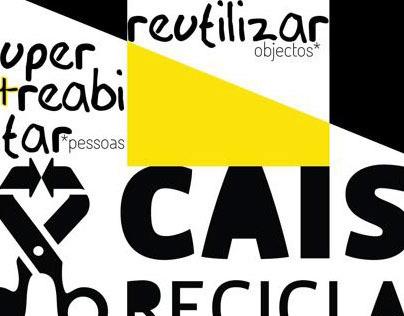Oficina CAIS Recicla   Colecção de Postais