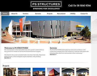 PS Structures