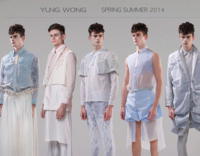 Suprematism of Architecture | Menswear | SS14