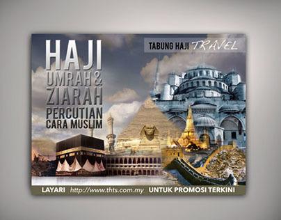 Tabung Haji Travel Ads