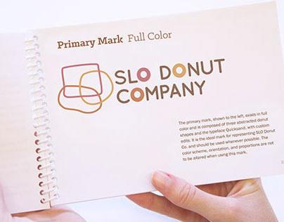 SLO Donut Co. Identity Redesign