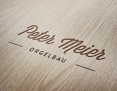 Peter Meier Corporate Design