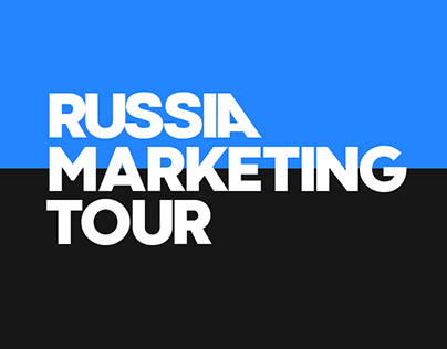 Promo Site Russia Marketing Tour