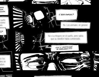 LA GATA TATUADA pages 01 y 02