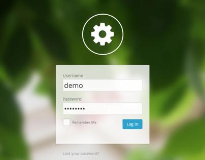 Revolution Wordpress Admin Theme