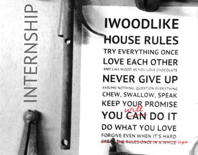 Iwoodlike internship